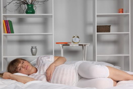 pregnancy laydown